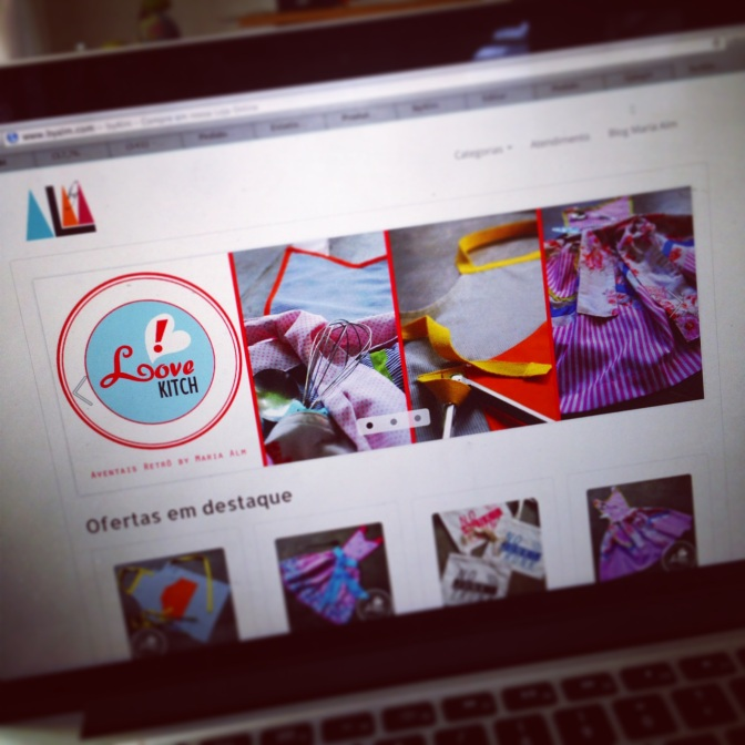 """My online store """"byAlm"""" is up and running!"""