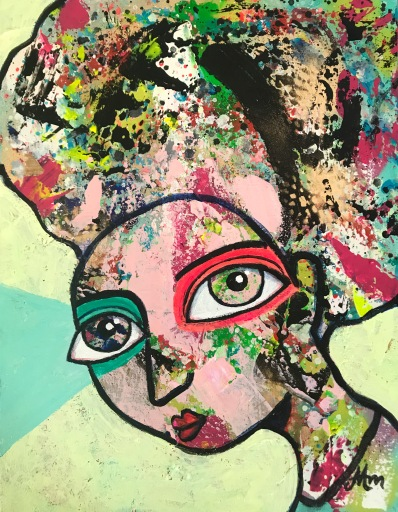 I see you - Maria All
